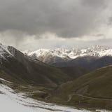 Mountain landscape, Tien Shan, Kyrgyzstan Stock Image