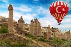 Mountain landscape, Turkey Stock Photography