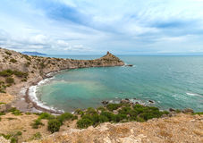 Mountain landscape. Ukraine. Crimea. Stock Photos