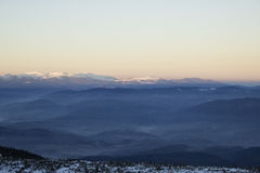 Mountain landscape Royalty Free Stock Photography