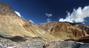 Mountain landscape. Zanskar Stock Photos