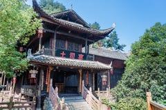 Mountain landscape of zhangjiajie national park, china Stock Images
