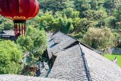 Mountain landscape of zhangjiajie national park, china Royalty Free Stock Photo