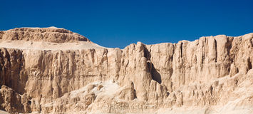 Mountain landscapes of egypt Royalty Free Stock Photos