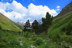 Mountain landxcape Royalty Free Stock Image