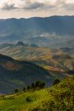 Mountain layer Stock Image