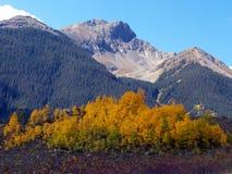 Mountain Layers Royalty Free Stock Photo