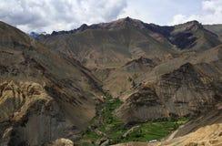 Mountain in Leh, Ladakh, India. Beautiful mountain view in Leh, Ladakh, India Stock Photos