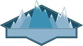 Mountain Logo Royalty Free Stock Photos