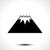 Mountain Logo Template Royalty Free Stock Image