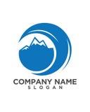 Mountain Logo Template Vector Stock Photography