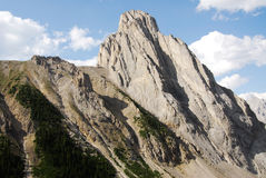Mountain louis from cory pass Royalty Free Stock Image