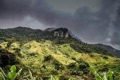 Mountain in Madagascar Stock Photo