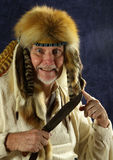 Mountain Man Royalty Free Stock Image
