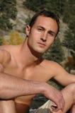 Mountain Man Stock Photography