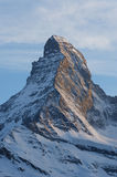 Mountain Matterhorn Royalty Free Stock Photos
