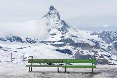 Mountain Matterhorn Royalty Free Stock Photo