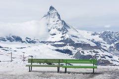 Mountain Matterhorn Stock Image