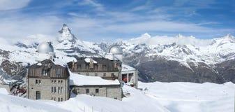 Mountain Matterhorn royalty free stock photos