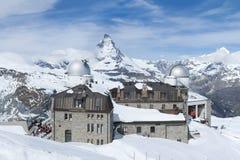 Mountain Matterhorn Royalty Free Stock Image