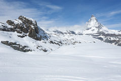 Mountain Matterhorn Stock Images