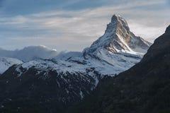 Mountain Matterhorn Royalty Free Stock Photography