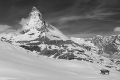 Mountain Matterhorn Stock Photos