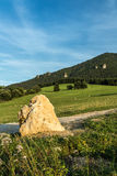 Mountain meadows and pastures in Slovakia Stock Photography