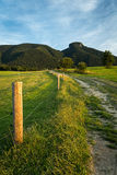 Mountain meadows and pastures in Slovakia Stock Photo