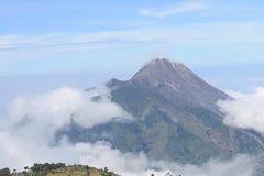 Mountain merbabu Royalty Free Stock Images