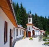 Mountain monastery in Bulgaria Royalty Free Stock Image