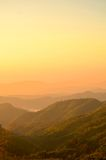 Mountain morning Stock Image