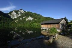 Gleinkersee, Totes Gebirge, Oberosterreich, Austria stock photo