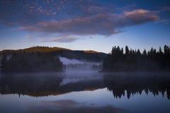 Mountain Morning Stock Photography