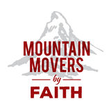Mountain Movers by Faith Stock Image