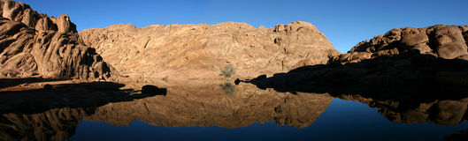 Mountain Mt Sinai Royalty Free Stock Photo