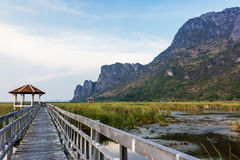 Mountain national park in Thailand Asia Royalty Free Stock Photography