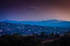 Mountain Natural Landscape Stock Photos