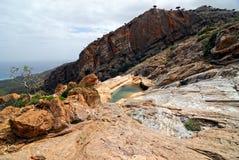 Socotra island Royalty Free Stock Images