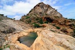 Socotra island Royalty Free Stock Photo