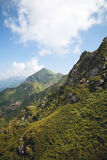 Mountain. The Nature textures of Russia. Yekaterinburg Royalty Free Stock Photo