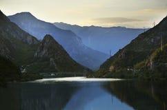 Mountain near Raska Gora. Bosnia and Herzegovina Royalty Free Stock Photography