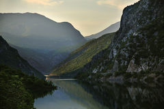 Mountain near Raska Gora. Bosnia and Herzegovina Stock Photography