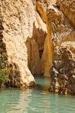 Mountain oasis Chebika. Royalty Free Stock Photo