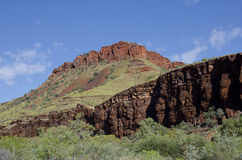 Mountain Outback Australia Stock Image