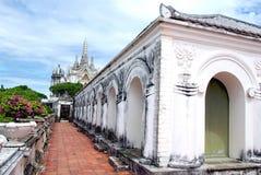 The mountain palace Stock Photos