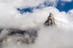 Mountain Pale di San Martino Stock Photography