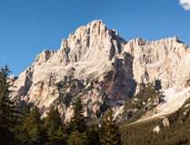 Mountain Panorama - Dolomiti, Italy Royalty Free Stock Images