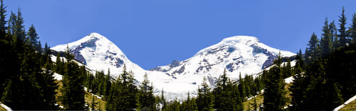 Mountain Panoramic Stock Photo