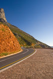 Mountain pass Royalty Free Stock Photography